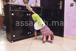قانون العمال المنزليين يغضب المخارق