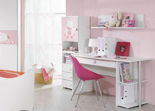 مكاتب للأطفال من وحي شخصيات كرتونية