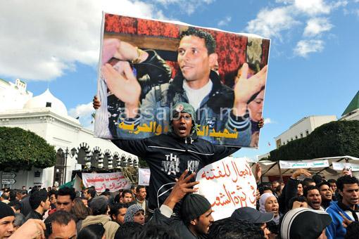 الربيع العربي...الثورة المغدورة