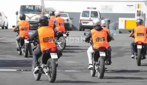 الأمن يطوق الطريق السيار ويحشد 1500 رجل لمباراة الوداد