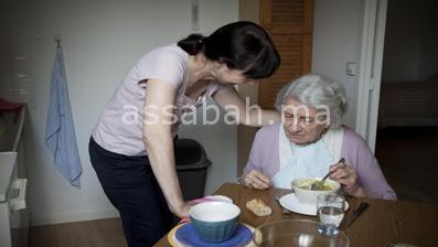 مراكز رعاية المسنين ... حكايات