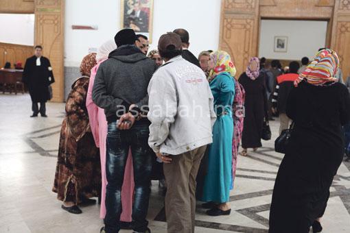 إدانة مختل عقليا شتم رئيس دائرة أمنية