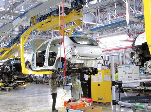 طنجة ... افتتاح مصنع ياباني لصناعة أجزاء السيارات