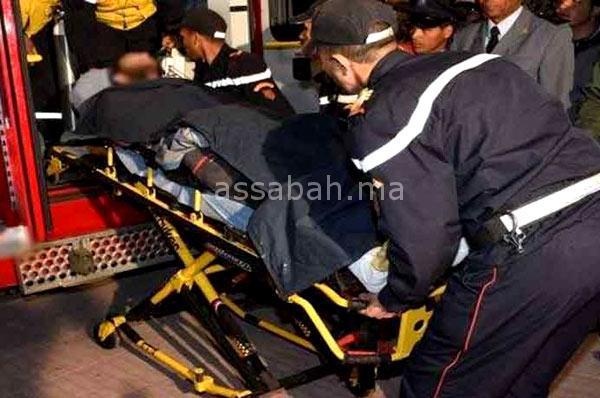 شرطي يصيب زميله عن طريق الخطأ أثناء توقيف مجرمين