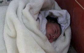 فيديو: لحظة العثور على الرضيعة المختطفة من المستشفى