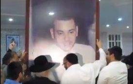 فيديو: اليهود المغاربة بالصويرة يغنون العيون عينيا ويرفعون صورة الملك