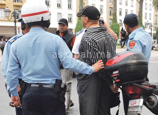 اعتقال نصاب يهجر الفتيات للسعودية