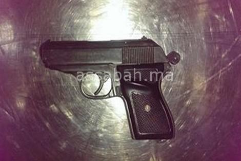مسدس بلاستيكي يثير الرعب بمراكش
