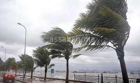 لبسو مزيان غدا ... الأمطار قليلة والرياح قوية والشمس تعود من جديد