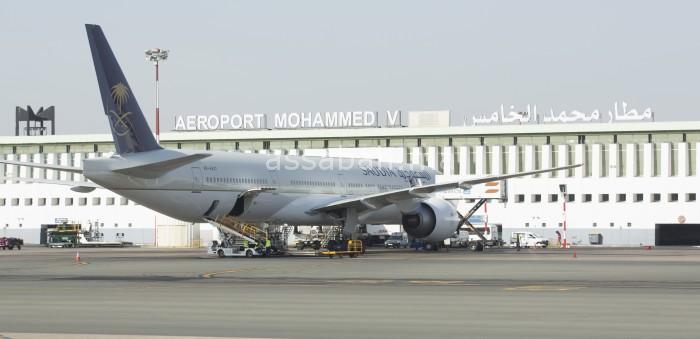 توقيف مواطن نيجيري بمطار البيضاء محملا بكيلوغرامات من الكوكايين