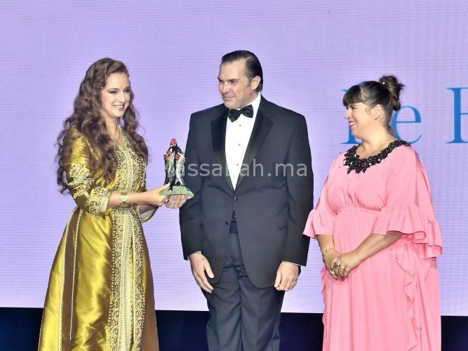 بالصور ...أجمل صور الأميرة لالة سلمى التي أبهرت العالم بجمالها ولباسها