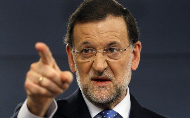 راخوي: إسبانيا لن تقسم