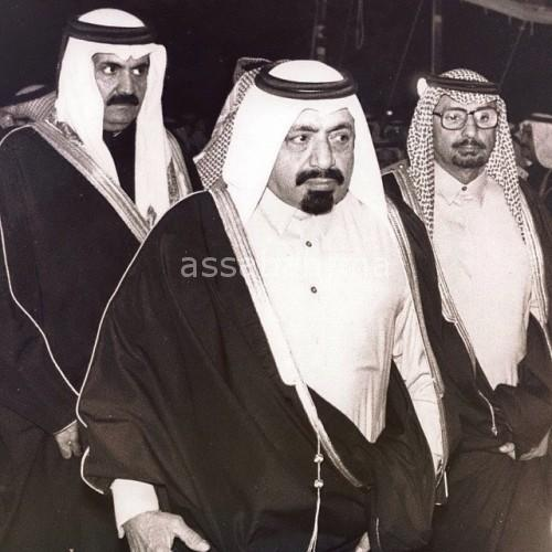 قطر في حداد بعد وفاة أمير الدولة السابق خليفة بن حمد آل ثاني