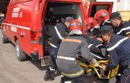 وفاة طفل بجرسيف بعد سقوطه من سلم