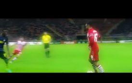 فيديو ... أخيرا بوفال يلامس الكرة مع ساوثهامبتون بعد غياب لأشهر