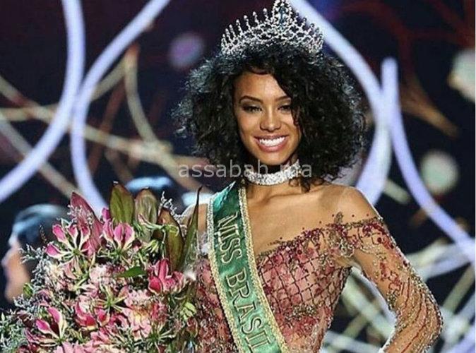 بالصور ... أجمل امرأة في البرازيل 2016 تثير الجدل