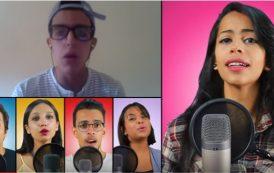 فيديو ... 100 شخص يغنون غلطانة لسعد لمجرد