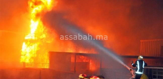 عاجل وبالصور ... انفجار يهز الحي الحسني بالبيضاء الآن وهذه هي التفاصيل