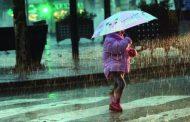 الأمطار مستمرة في بعض المناطق