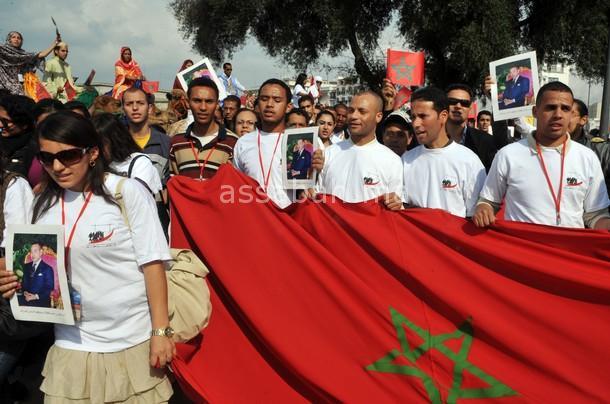 مغاربة بلجيكا يردون على استفزازات مصر أمام سفير السيسي ببروكسل
