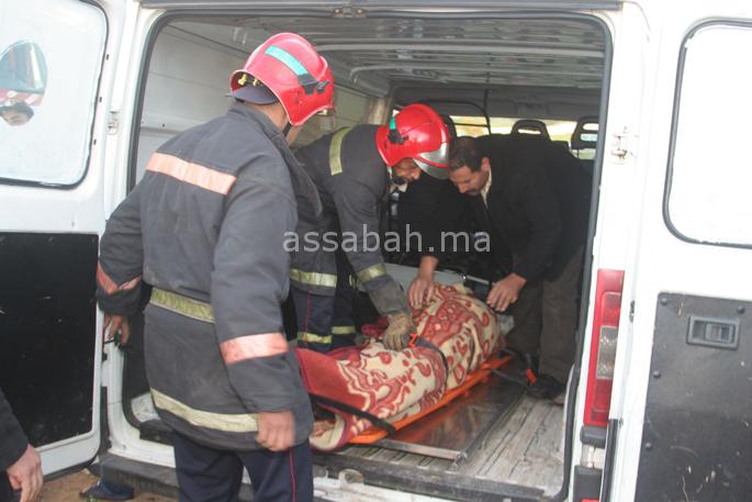 جثة سعودي تستنفر الأمن ببرشيد