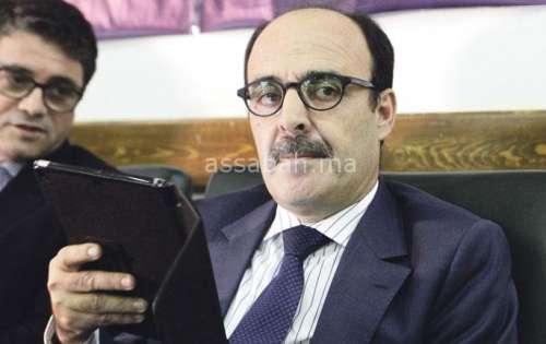 رد فعل مفاجئ لإلياس العماري بخصوص تصريحات شباط اتجاه موريتانيا