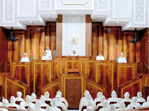 بنكيران يعطل البرلمان