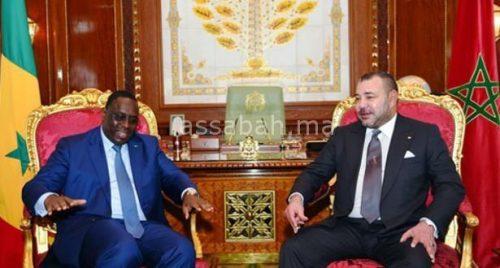 السنغال مرتاحة لمستوى العلاقات مع المغرب