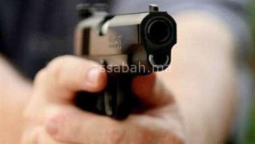 إطلاق الرصاص على شخص اعتدى على والدته بتمارة