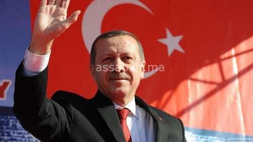 أردوغان يتربع مجددا على عرش تركيا