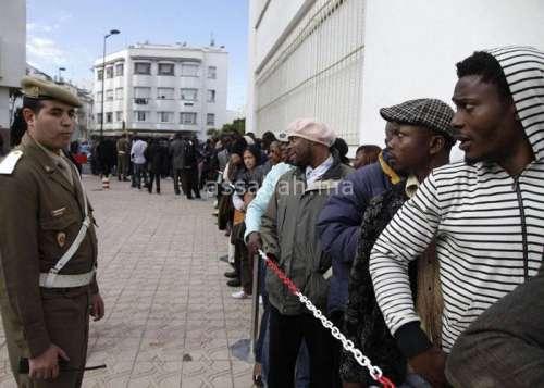 في وقت يقتلون فيه بالجزائر ... المغرب يعلن عن إطلاق المرحلة الثانية من تسوية وضعية المهاجرين - الموقع الرسمي لجريدة الصباح