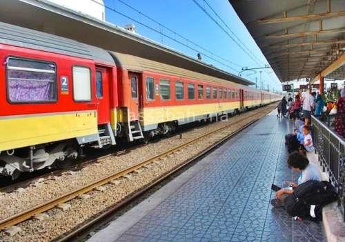 قطارات المغرب تخفض أثمنتها بمناسبة رأس السنة الميلادية
