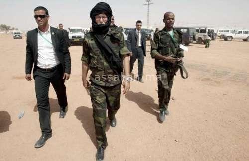 خطير ... بوليساريو تريد منع المغاربة من الدخول إلى موريتانيا بجوازات سفرهم وتفرض عليهم جوازات