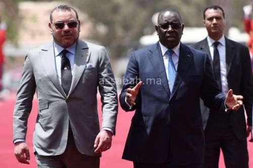 خطير ... هل نجى رئيس السنغال وصديق المغرب ماكي سال من محاولة اغتيال أمس ؟