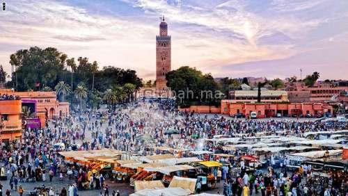 إفران .. عاصمة السياحة الشتوية بالمغرب