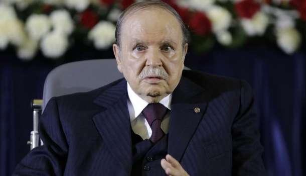 بوتفليقة يقرر الاستقالة بعد عشرين عاما في السلطة
