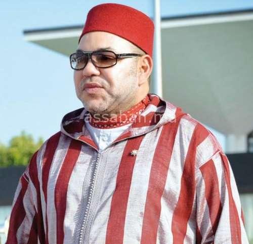 الملك عن وفاة بوستة: المغرب فقد أحد رجالاته