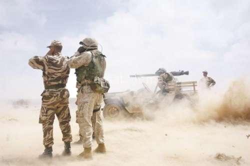 وساطة أمريكية لمنع مواجهة عسكرية بـ
