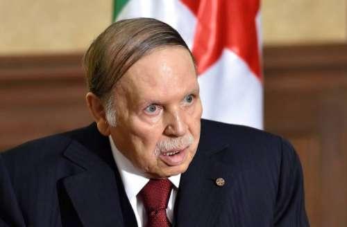 بوتفليقة يرفض ترك الرئاسة