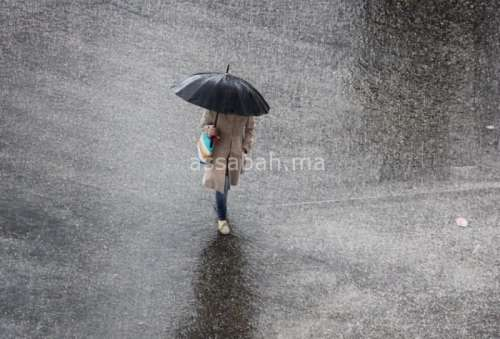 مقاييس التساقطات المطرية المسجلة بالمملكة خلال الـ24 ساعة الماضية