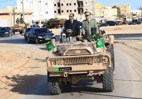 الجزائر تعلن فتح معبر حدودي مع موريتانيا في الصحراء