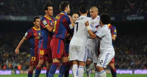 بث مباشر ... برشلونة vs ريال مدريد