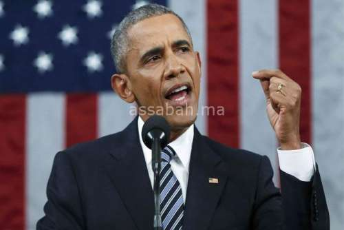 أوباما يفضح البرلمان الأمريكي قبل رحيله