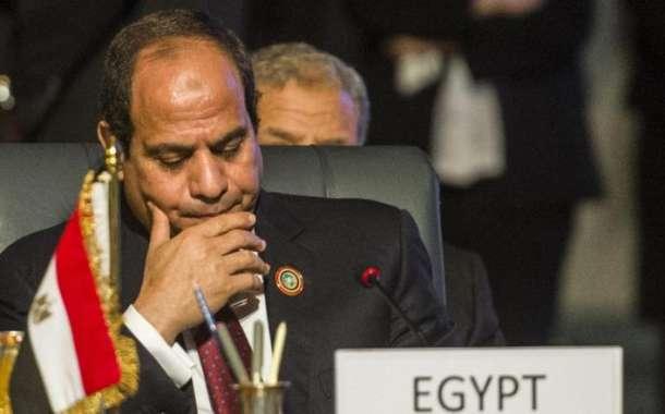 لقاء صلح بين السيسي وملك السعودية بالأردن