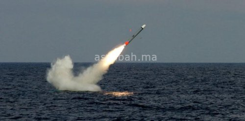 صاروخ نووي بريطاني يسقط بالخطأ في سواحل أمريكا