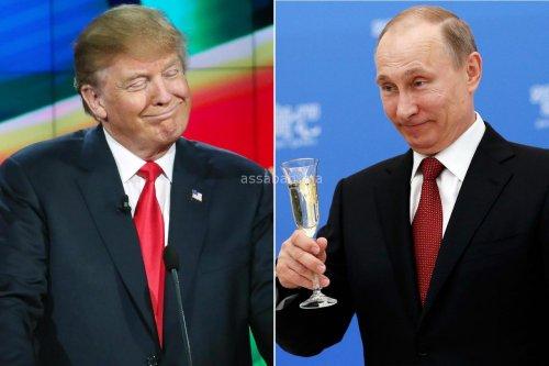 بوتين يحذر ترامب من انقلاب قريب