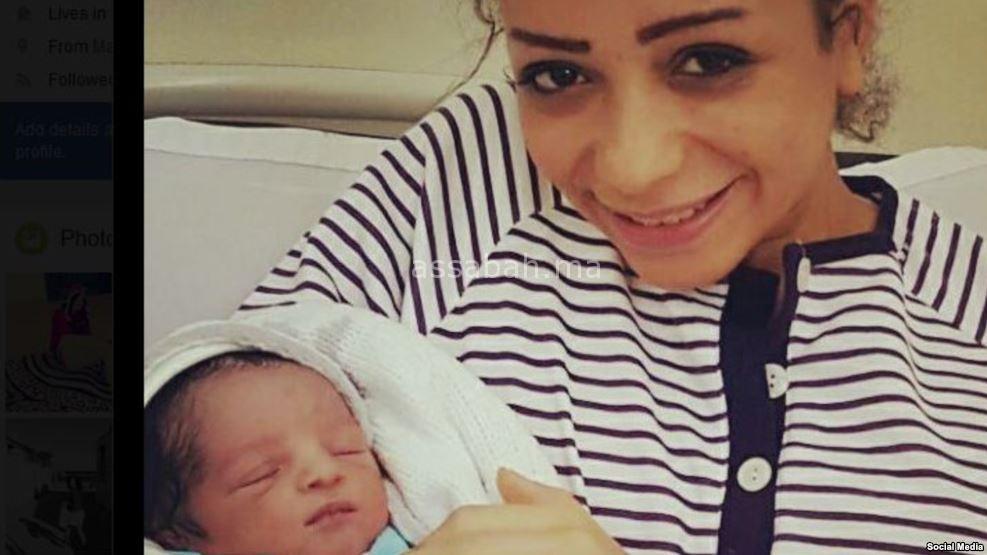 بالصور ..مصرية تشعل البلاد لإنجابها طفل من صديقها