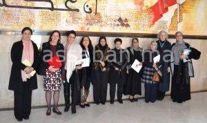 الجمعية الدولية للنساء القاضيات بمحكمة النقض