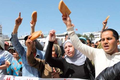 دراسة تنعي سياسة التشغيل في المغرب