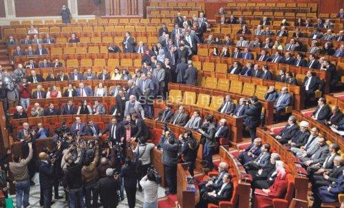 لجان البرلمان تحولت إلى